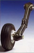 NH90 composite landing gear